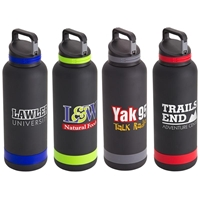 Picture of Custom Printed 25oz Trenton Vacuum Insulated Stainless Steel Bottle