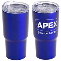 Customized Belmont Vacuum Insulated Stainless Steel Travel Tumbler