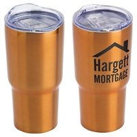Personalized Belmont Vacuum Insulated Stainless Steel Travel Tumbler