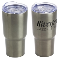 Promotional Belmont Vacuum Insulated Stainless Steel Travel Tumbler