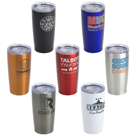 Picture of Custom Printed 20oz Glendale Vacuum Insulated Stainless Steel Tumbler