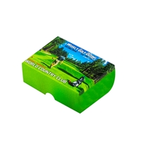 """Picture of Custom Printed Fold Over Box - 8.5"""" x 6.5"""" x 3.125"""""""
