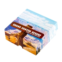 """Picture of Custom Printed Fold Over Box - 15"""" x 15"""" x 6"""""""