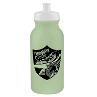 Picture of Custom Printed 20 oz. Bike Bottles - The Omni Glow In The Dark