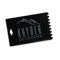 Picture of Custom Printed Credit Card Ice Scrapers