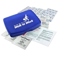 Blue Branded No Med Kit