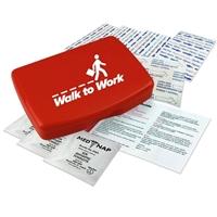 Branded Red Med Kit
