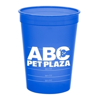 Promotional Pet Food Cup