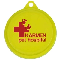 Personalized Pet Food Can Lid