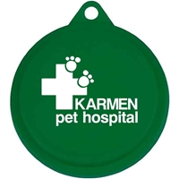 Branded Pet Food Can Lid