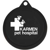 Custom Printed Pet Food Lid