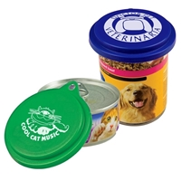 Picture of Custom Printed Pet Food Can Lid