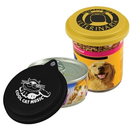 Custom Pet Food Can Lid