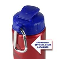 Picture of Custom Printed Mini Peak - 22 Oz. Flip Lid Metalike Bottle