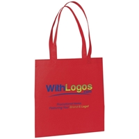 "Picture of Full Color Non-woven Value Tote -  13.5""W x 14.5""H"