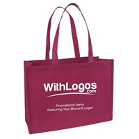"Promotional Non-woven Tote - 16""W x 12""H x 6""D"