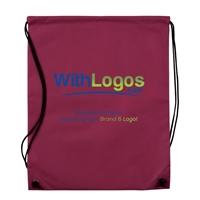 Giveaway Drawstring Cinch Backpacks