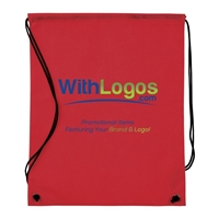 Trade-show Drawstring Cinch Bags