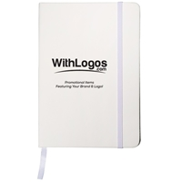 Picture of Custom Printed Comfort Touch Bound Journal