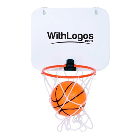 Picture of Custom Basketball Set