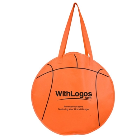 Picture of Basketball Shaped Tote Bag