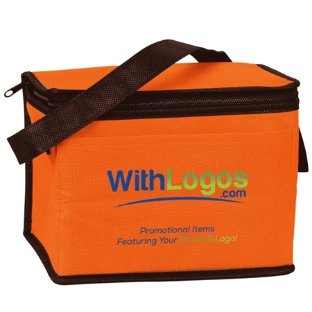 6 Pack Nonwoven Lunch Cooler Bag