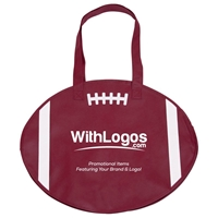 Picture of Football Shape Tote Bag