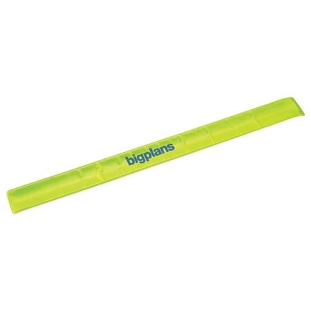 Customized Safety Slap Bracelet