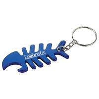 Picture of Custom Printed Fish Bone Bottle opener