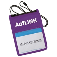 Picture of Custom Printed Identity Badge Holder