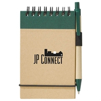 Picture of Custom Printed Recycled Jotter and Pen