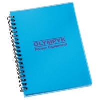 Picture of Custom Printed Duchess Spiral Notebook