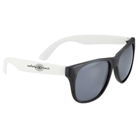 Imprinted Retro Sunglasses
