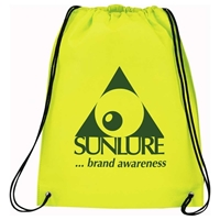 Tradeshow Drawstring Backpacks