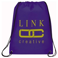 Promotional Drawstring Cinch Backpacks