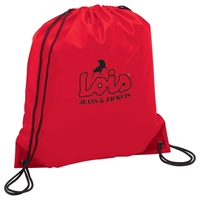 Customized Drawstring Cinch Backpacks