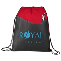 Personalized Drawstring Cinch Bags