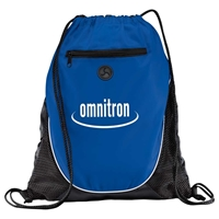 Personalized Drawstring Cinch Backpacks