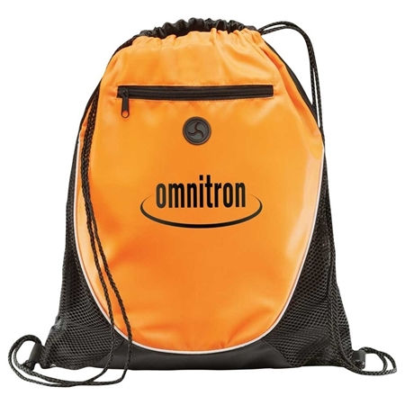 Tradeshow Drawstring Cinch Backpacks