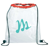 Personalized Drawstring Backpacks