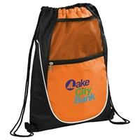Custom Printed Cinch Bags