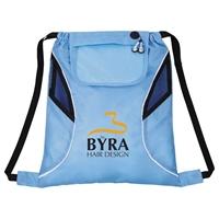 Custom Printed Cinch Backpacks