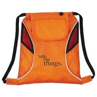 Customized Cinch Backpacks