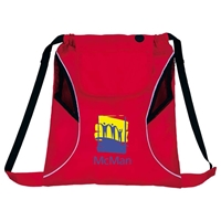Personalized Cinch Backpacks
