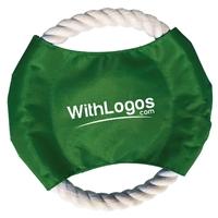Customized Pet Rope Disc