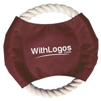 Promotional Pet Rope Disc