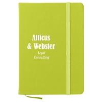 Branded 5 x 7 Notebook
