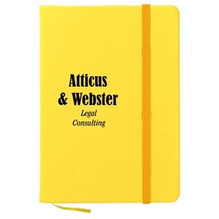 Custom 5x7 Notebook