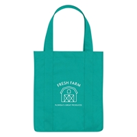 "Picture of Non-Woven Shopper Tote Bag 13"" W x 15"" H x 10"" D"