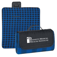 Branded Roll Up Picnic Blankets